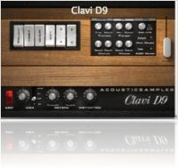 Instrument Virtuel : Acousticsamples sort le Clavi D9 - macmusic