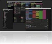 Logiciel Musique : Sensomusic annonce une nouvelle version d'Usine Hollyhock - macmusic