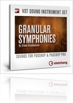 Virtual Instrument : Steinberg Granular Symphonies Expansion Pack Available - macmusic