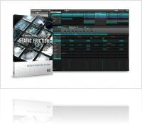 Virtual Instrument : Native Instruments introduces STATIC FRICTION - macmusic