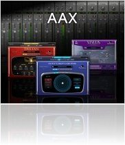 Instrument Virtuel : Spectrasonics AAX Support pour Pro Tools 11 - macmusic