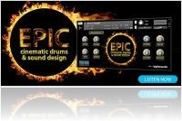 Virtual Instrument : Big Fish Audio EPIC Kontakt instrument - macmusic