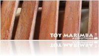 Virtual Instrument : AudioThing releases Toy Marimba for Kontakt - macmusic