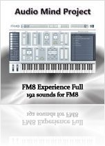Virtual Instrument : 30% off FM8 Experience by Audio Mind Project - macmusic