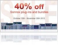 Plug-ins : Sonnox Autumn Sales - macmusic