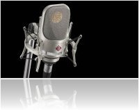 Audio Hardware : Neumann TLM 107 - macmusic