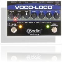 Audio Hardware : Radial Voco-Loco - macmusic