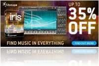 Plug-ins : Fuel your creativity for less with iZotope Iris savings - macmusic