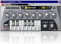 Virtual Instrument : Muon Tau Bassline Mk2 now shipping on OS9 and OSX - macmusic