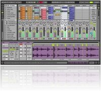 Music Software : Ableton Live 2.1 is now available - macmusic