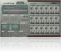 Virtual Instrument : LinPlug RM IV VST available for Mac OSX - macmusic