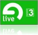 Music Software : Live 3 Beta: Wait for Final Release - macmusic